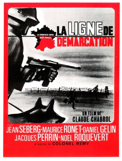 LA LIGNE DE DEMARCATION BOX OFFICE 1966