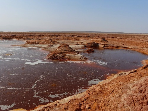 Dallol suite