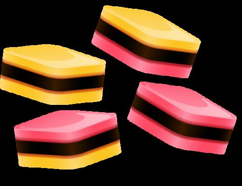 Tubes bonbons en png