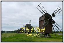 Suède : l'île d'öland