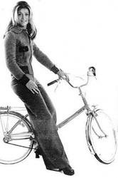 1972, Sheila mannequin