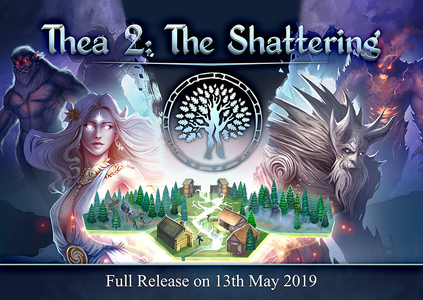 SORTIE : Théa 2 : The Shattering*
