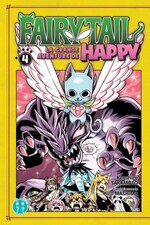 Fairy Tail- La grande aventure de Happy tome 4