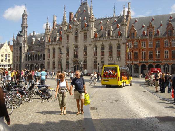 Week end à Bruges