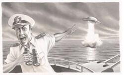 Osni - Les ovnis sous-marins