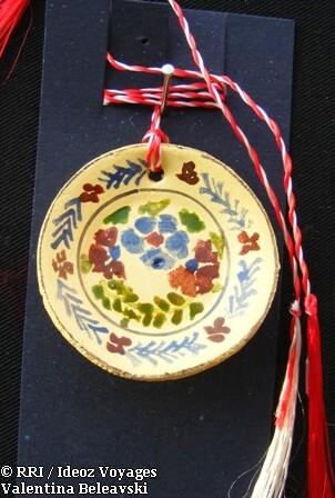 martisor symbole printemps Chaque 1er Mars, les Roumains célèbrent Martisor