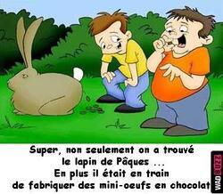 C'est Pâques!