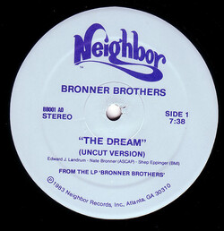 Bronner Brothers - The Dream