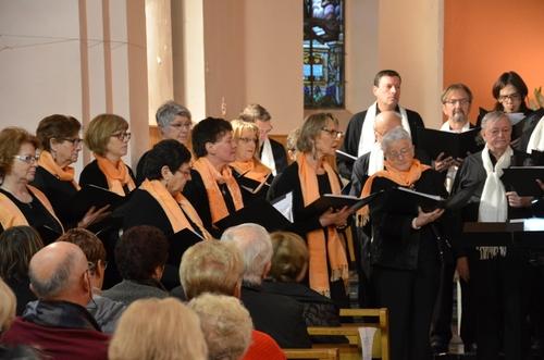 Concert de Noël avec CHORALY