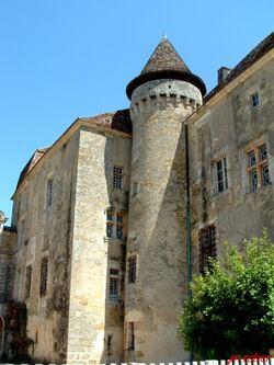 Saint Jean de Côle, une petit village médièval comme ont aime (2)