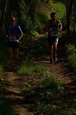 Victoire au 16 km Trail des Vallons