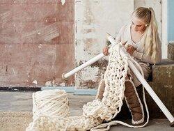 Panier tricot : décos ?