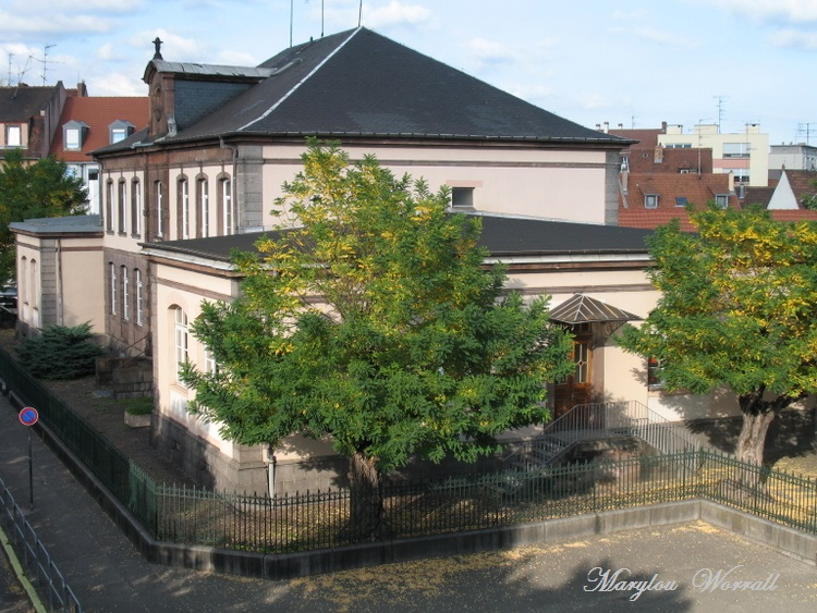 Colmar : École Adolphe Hirn