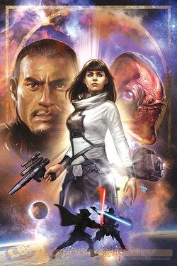 Star Wars - Legacy Saison 2 - Tome 1 : Terreur sur Carreras
