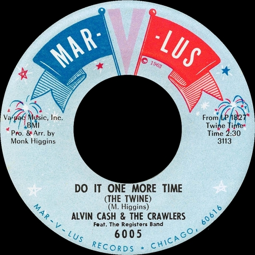 1965 : Single SP Mar-V-Lus Records 6005 [ US ]
