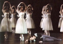 IInd Acte de Giselle