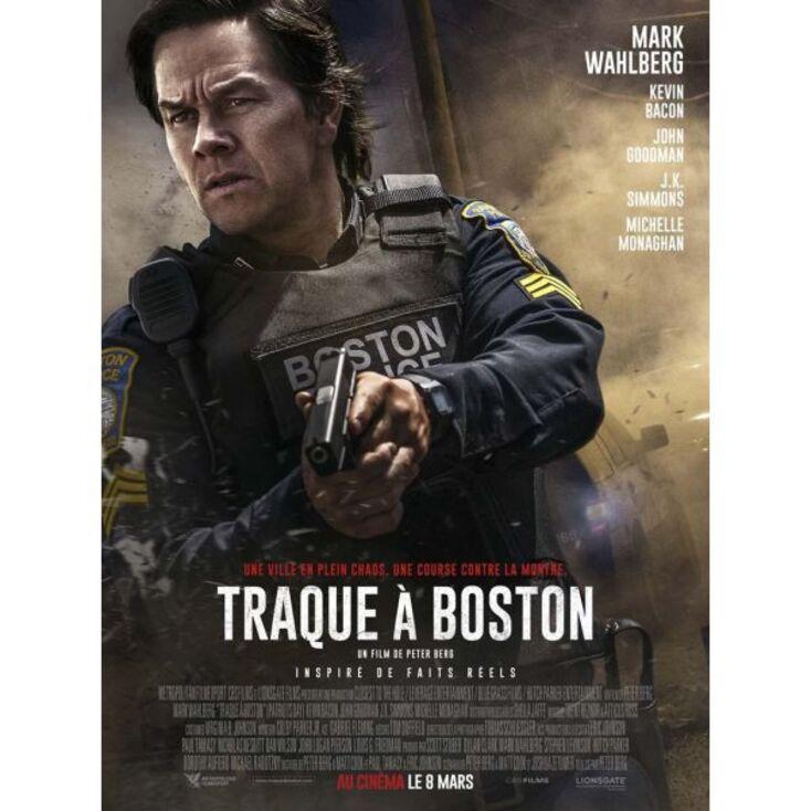 TRAQUE A BOSTON