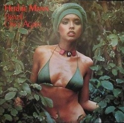 Herbie Mann - Brazil . Once Again - Complete LP