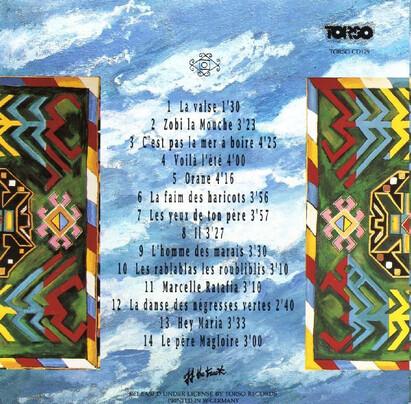 Frenchy but chic # 27: Les Négresses Vertes - Mlah (1989)
