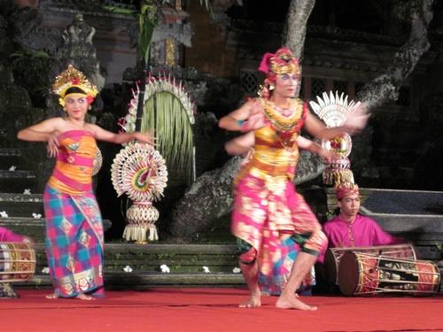 Ubud, capitale culturelle.