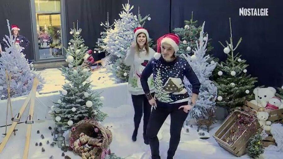 tendance pull de Noël ridi-cool