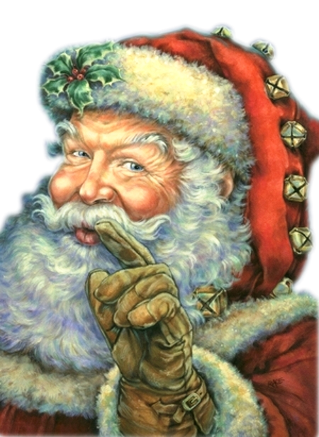 Conte:  Le Secret du Père Noël