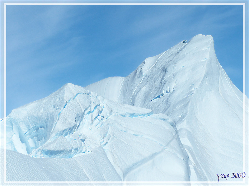 De l'alpinisme à la spéléologie - Ilulissat - Disko Bay - Groenland