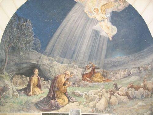 Joyeux Noël et sainte année 2015 aux lecteurs du blogue !
