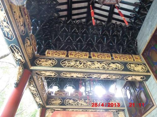 GUANGZHOU (CANTON) LE JARDIN DE NANYUE UNE MERVEILLE