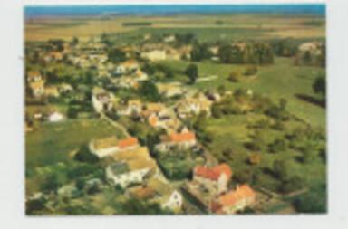 Le plan du village