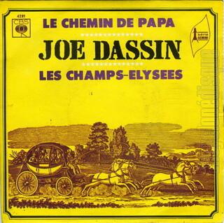 Joe Dassin, 1969
