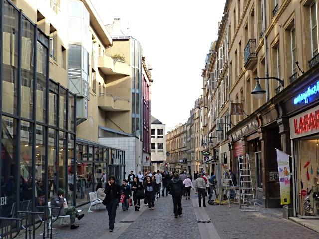 Ville de Metz 12 mars 2010