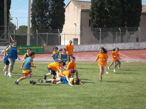 Journée Rugby des CM