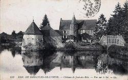LES REMPARTS DE JOUE-DU-BOIS (Orne)