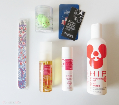 "Birchbox de Février ""Things we LOVE"" ♡ & Haul boutique"