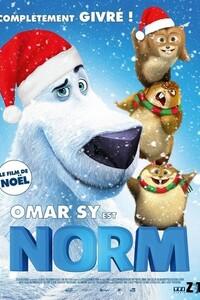 Norm : L'ours polaire Norm et ses trois meilleurs amis, les lemmings, décident de se rendre à New York afin de déjouer les plans d'un groupe immobilier qui menace d'envahir sa banquise. Il fait la rencontre de Olympia, une jeune fille, qui aidée de sa maman, vont faire de Norm la mascotte de l'entreprise. Face au machiavélique Mr Greene, ils vont tout mettre en oeuvre pour sauver leur monde. .... ----- ...Origine : Américain  Réalisation : Trevor Wall  Durée : 1h 30min  Acteur(s) : Omar Sy,Emmanuel Curtil,Sybile Tureau  Genre : Animation,Aventure,Comédie  Date de sortie : 21 décembre 2016  Année de production : 2016  Distributeur : La Belle Company  Titre original : Norm of the North  Critiques Spectateurs : 2.1