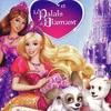 Affiche du film Barbie et le Palais de Diamant