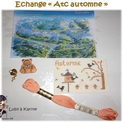 "Echange ATC ""Automne"""