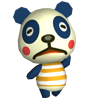 Placide animal crossing WII