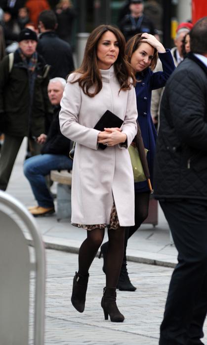 Kate à Cambridge