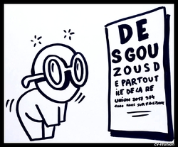 """Le """"Gouzou"""" de Jace"""