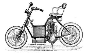 Le trial en scooter ? Pourquoi pas !