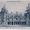 chateau de blois mais carte publicitaire dentifrice dentol 1910