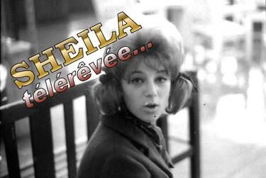 Avril 1963 : Sheila sur la Terrasse Martini