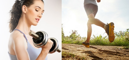 Endurance et musculation pour perdre du gras?