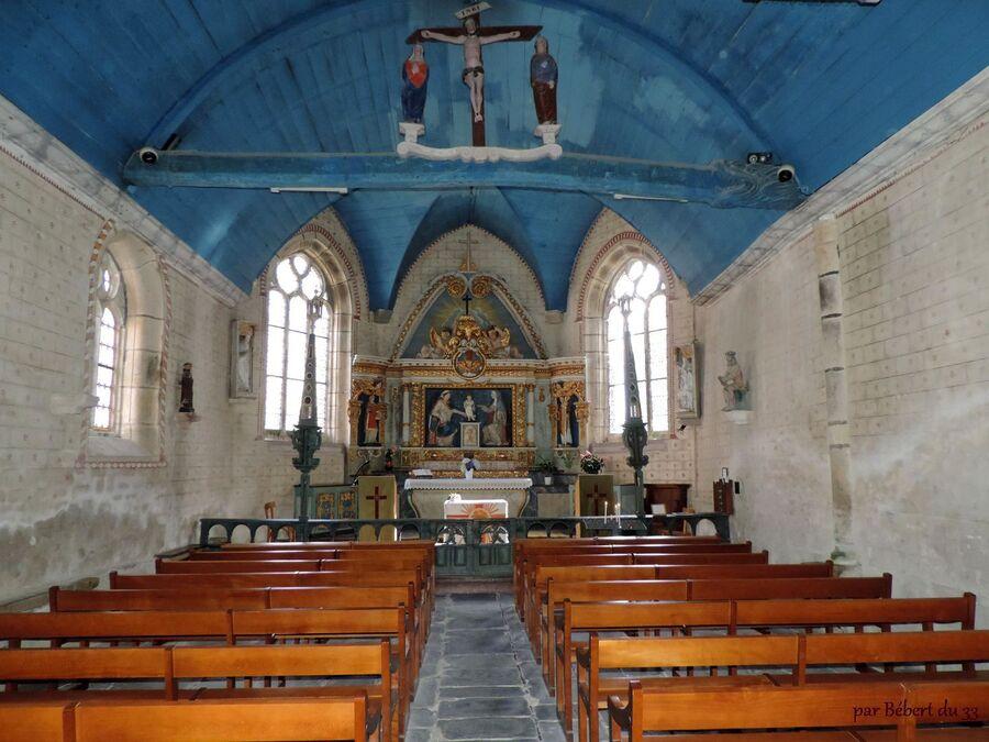 Daoulas dans le Finistère (29) - 2