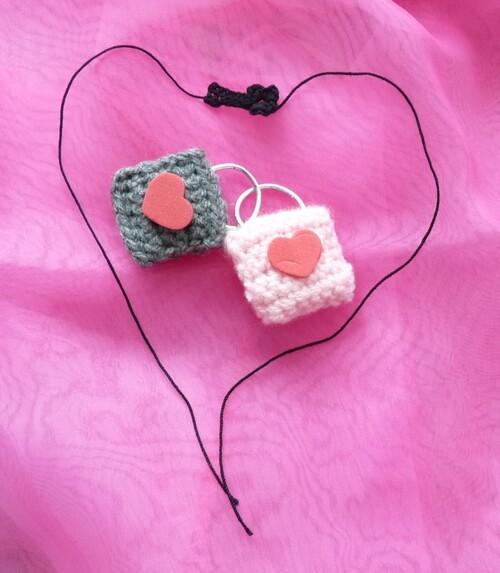 Les cadenas d'amour de la Saint-Valentin