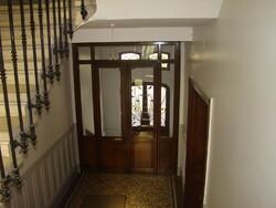 intérieur immeuble Lombard