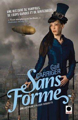 Le Protectorat de l'ombrelle de Gail Carriger