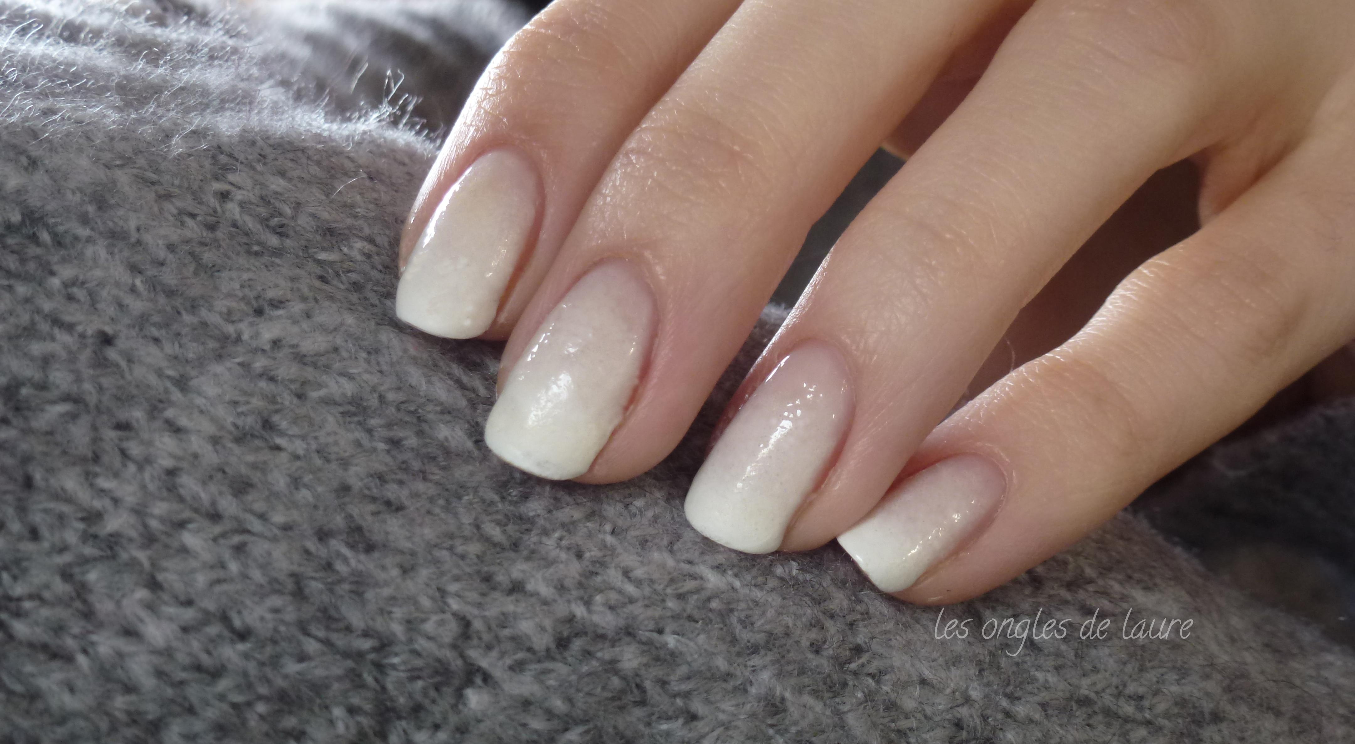 La baby,boomer manucure ! , Les ongles de Laure , Blog Nail Art